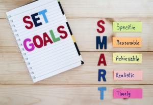 Set SMART goals for lead generation