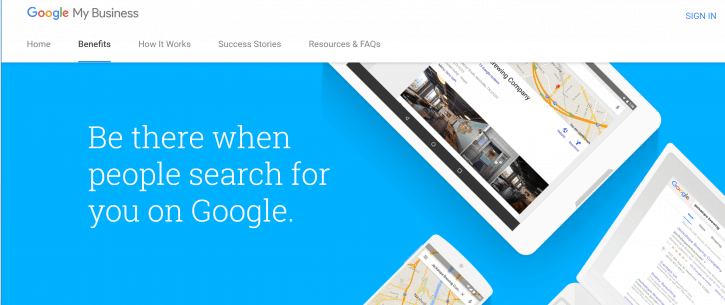 Location-based marketing with Google My Business