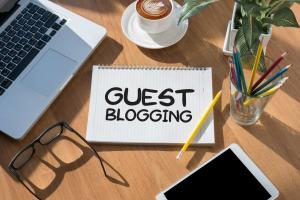 Use guest bloggers for new blog topics