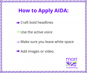 How to Apply AIDA
