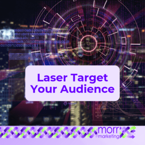 Laser Target Your Audience with your free report