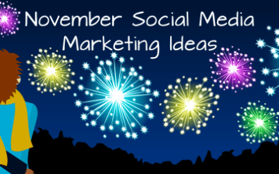 November Social Media Marketing Ideas