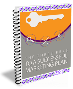 The Three Keys to a Successful Marketing Plan Ebook